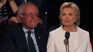 Sanders v Clinton